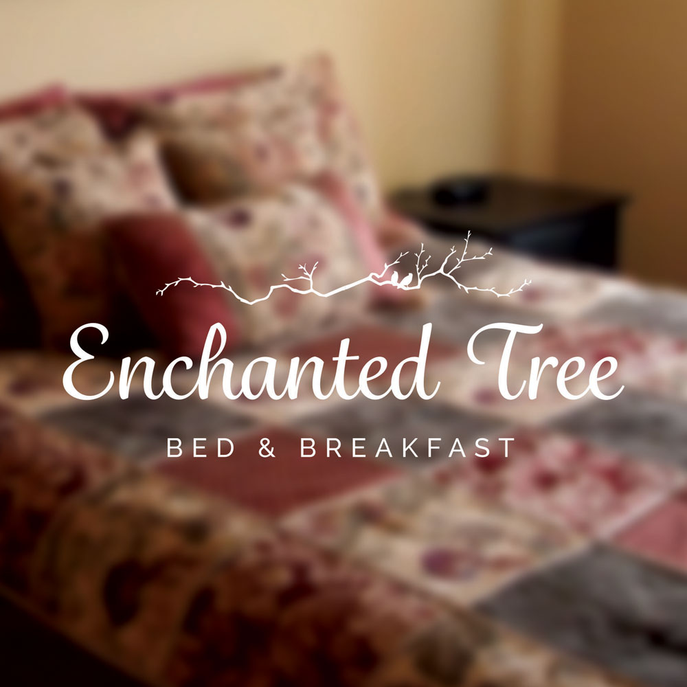 Bed and Breakfast Stationary Package